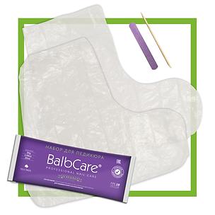 Бразильский маникюр BalbCare купить. Balbcare перчатки и носки - ИНСТРУКЦИИ