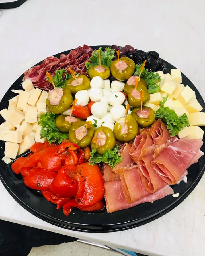 Antipasto Platter  3