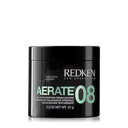 Redken Aerate 08 Volumize Cream-Mousse