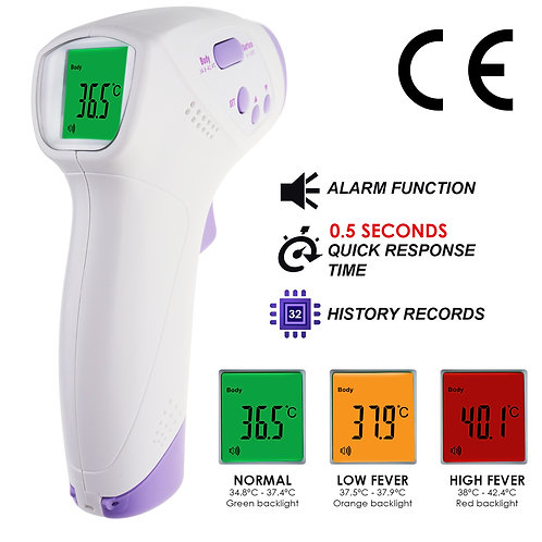 THE-294 Non-Contact Infrared Thermometer