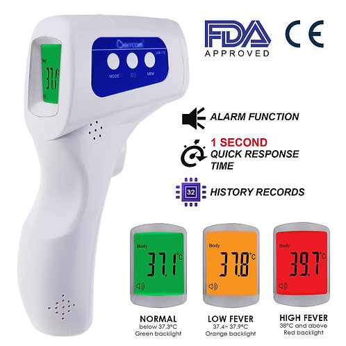 THE-293 Non-Contact Infrared Thermometer