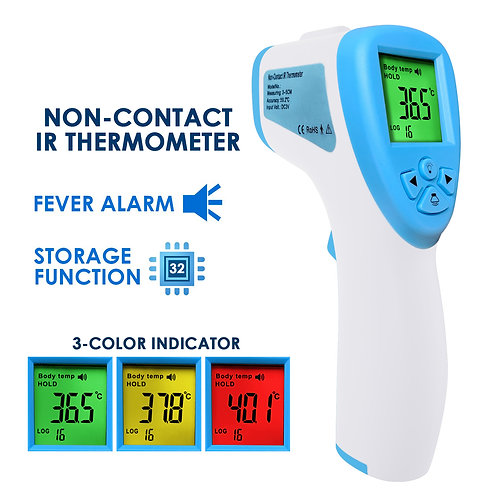 THE-291 Non-Contact Infrared Thermometer