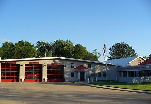 DCVFD Station 13