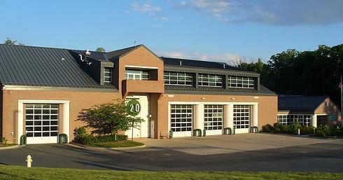 DCVFD Station 20