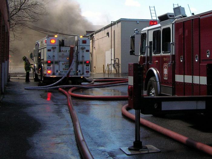 Volunteer Fire Service