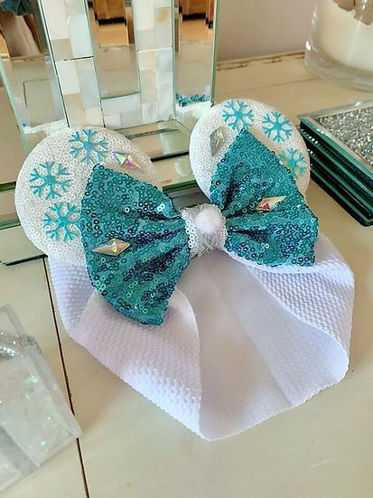 Children's Ice Queen Ears