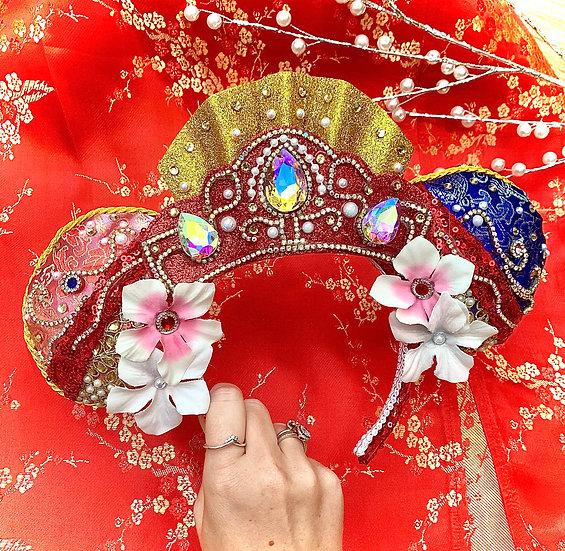 Luxury Warrior Princess Ears