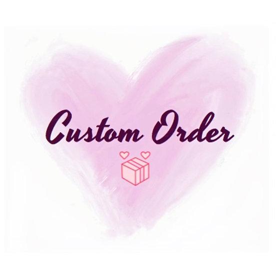 Custom Order Ears
