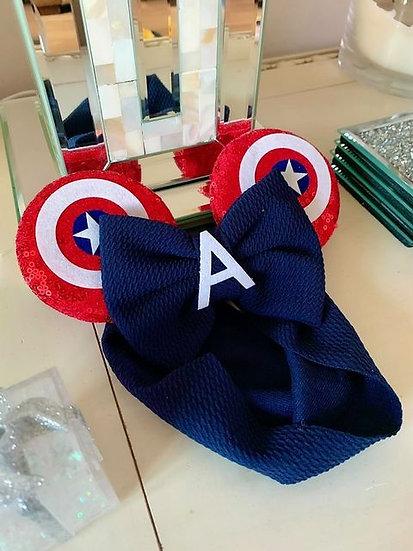 Children's American Hero Ears