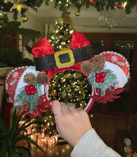 Father Christmas Ears