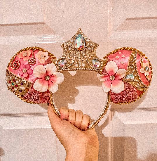 Luxury Vintage Sleeping Beauty Ears