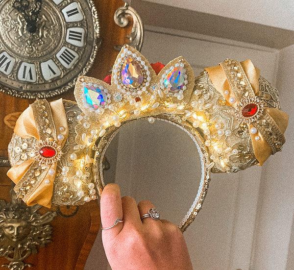 Luxury Vintage Beauty Ears