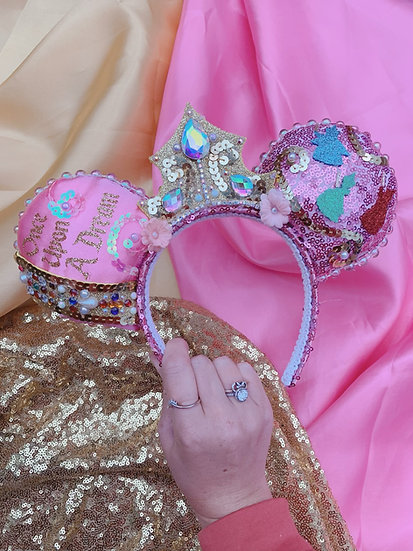Luxury Sleeping Beauty Ears
