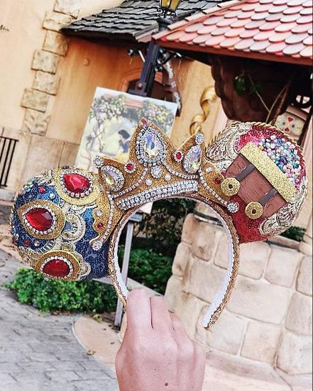 Luxury Snow White Ears