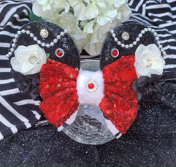 Children's Spooky Dog Lady Ears