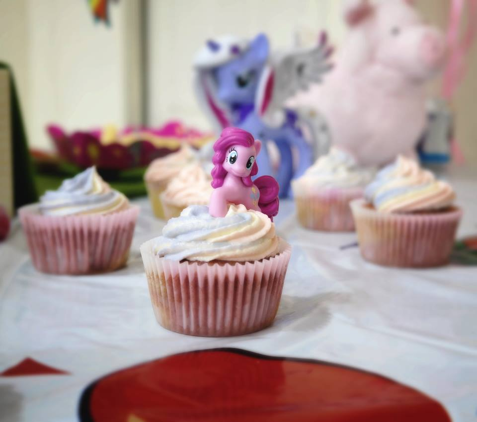 My Little Pony Cupcakes | Recetas La esposa del Chef