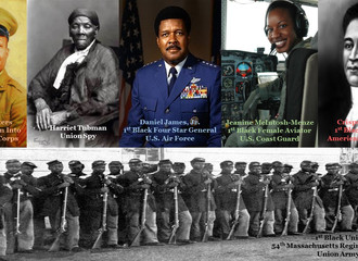 "2018 National Black History Month Theme ""African Americans In Times Of War"""