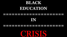 2017 National Black History Month Theme: Black Education In Crisis