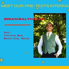 Pre-Texts Interns Brian Balthazar.png