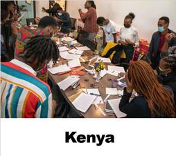 Pre-Texts in Nairobi