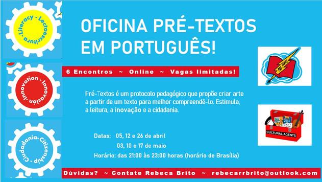 Pre-Textos em Português