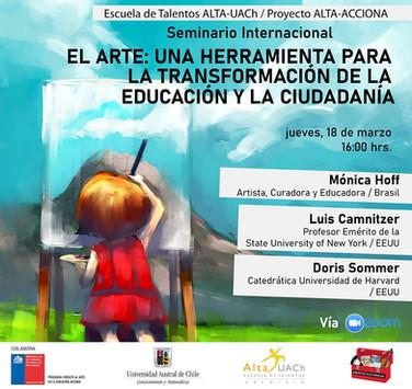 El Arte: Una Herramienta para la transformación de la educación y la ciudadanía