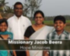 The Beera Family of Hope Ministries