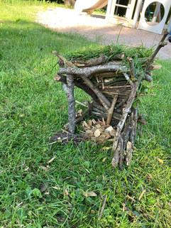 bauen aus der Natur