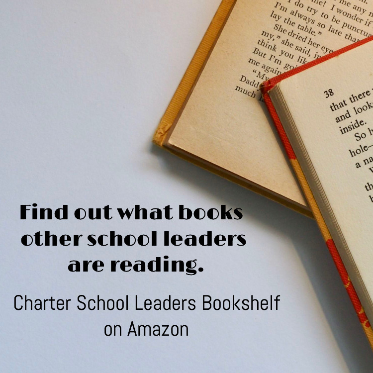 Amazon Charter School Leaders Bookshelf