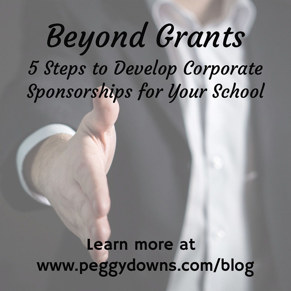 5 Steps to Develop Corporate Sponsorships for Your School
