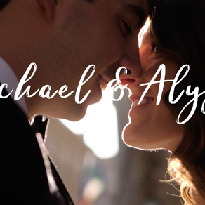 Alyssa&Michael // A love story in Tuscany