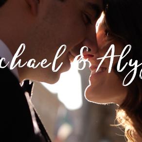 Alyssa&Michael // A love story in Tuscany