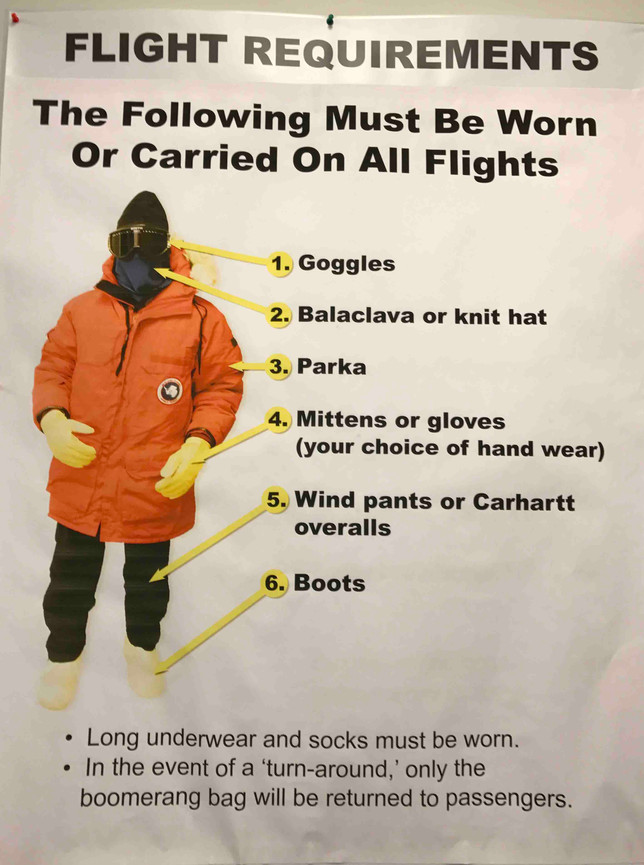 Extreme Weather Clothing