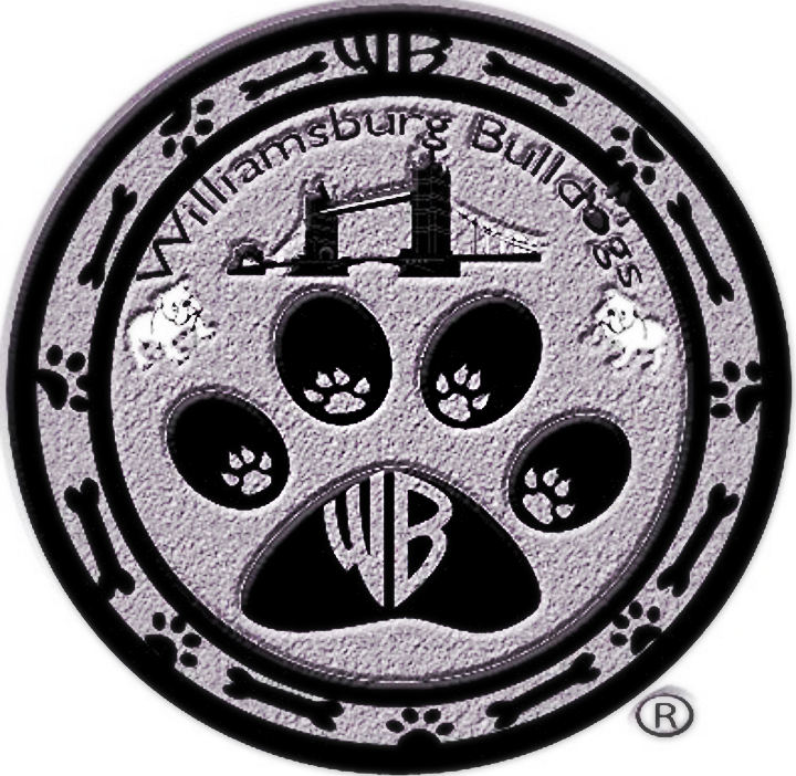 Williamsburg Bulldogs logo