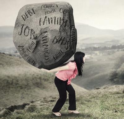 It's Way Too Heavy!!!