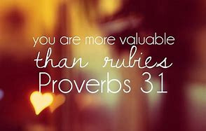 The Proverbs 31 Woman!