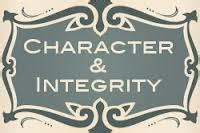 Your Character and Integrity are Priceless!