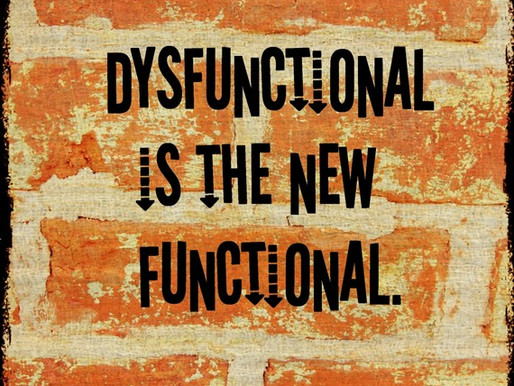 Delivered from Functioning Dysfunctional!