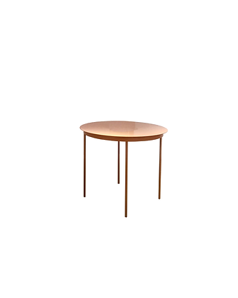 Skinny Bistro Table Round & square