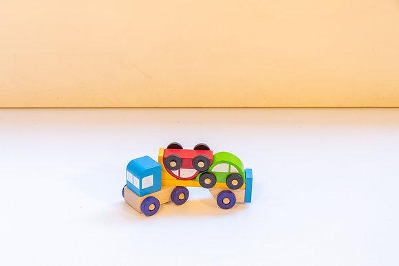 Transporte de Carros Desmontável