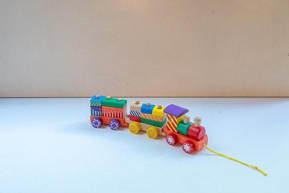 Comboio de Cores
