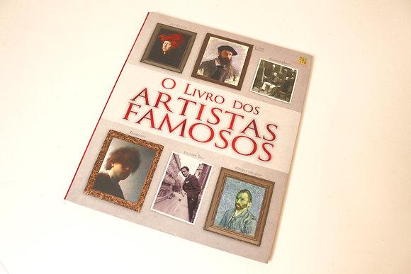 O Livro dos Artistas Famosos