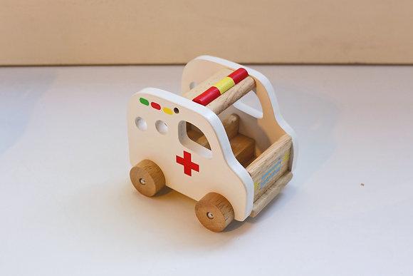 Carro Ambulância