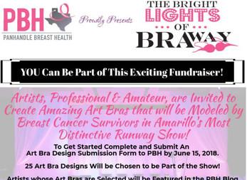 We've Extended the Artist Deadline for Bright Lights of Bra-Way!
