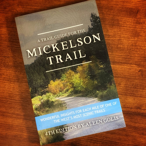 Mickelson Trail Guide Book (pdf download)