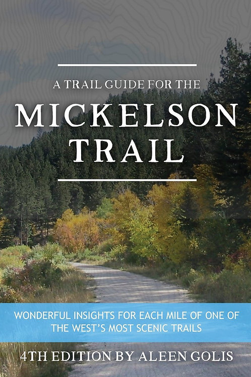 Digital - Mickelson Trail Guide Book (pdf download)