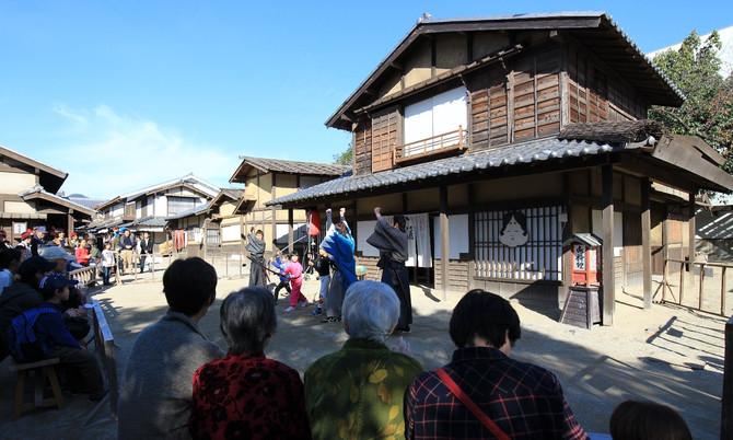 行楽日和 秋の京都へ
