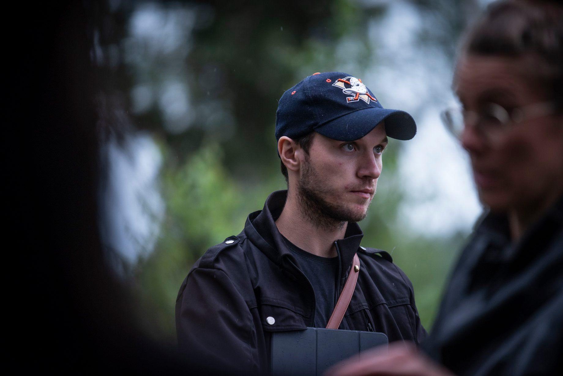 Behind the scenes of the Netflix-Pilot Fornalder