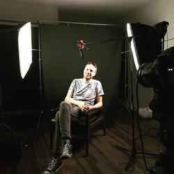 Interviewed by Jordan Tritton