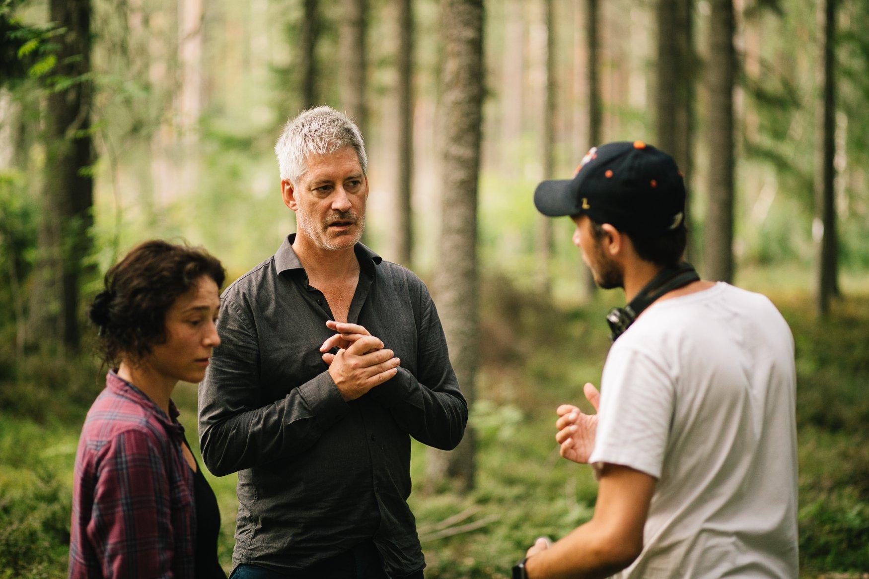 Short film production